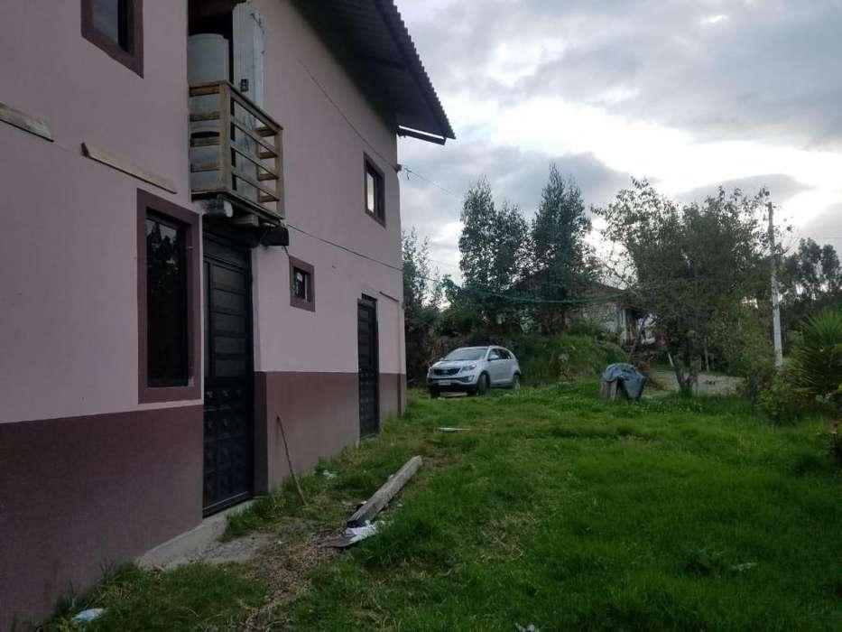 venta de 2 casas con 2800 mts de terreno, cerquita de la ciudad, en el sector del valle el salado a 15 min de cuenca