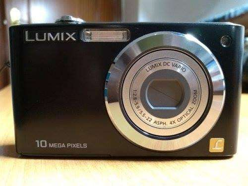 Camara Digital Panasonic Y BOLSO.