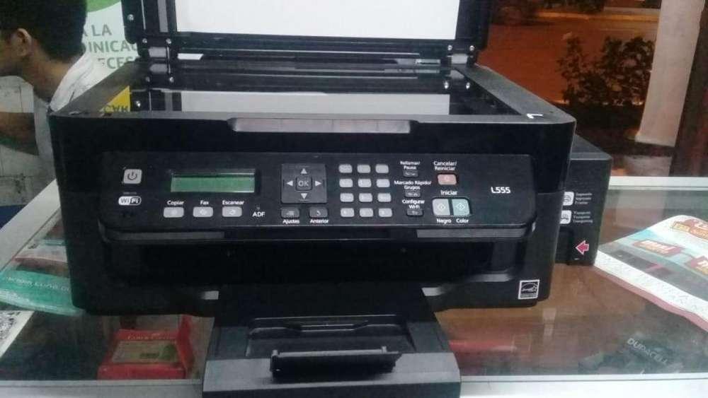 <strong>impresora</strong> MULTIFUNCIONAL EPSON L555