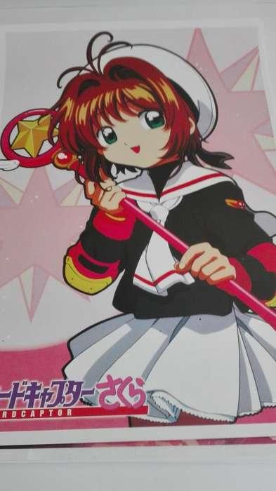 Afiches Anime, DC, MARVEL y video juegos