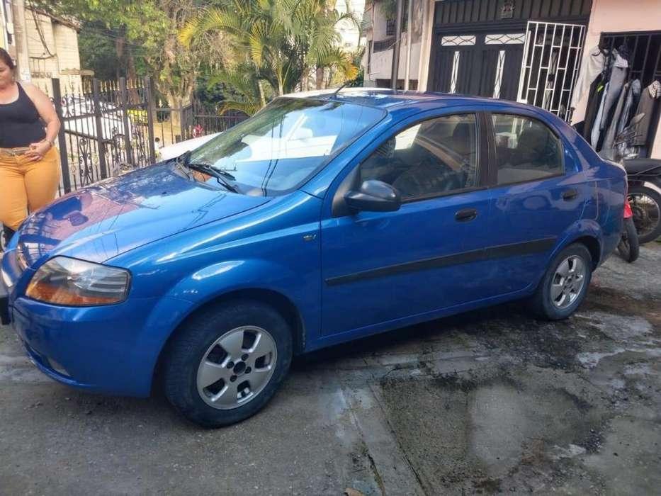 Chevrolet Aveo 2006 - 136870 km