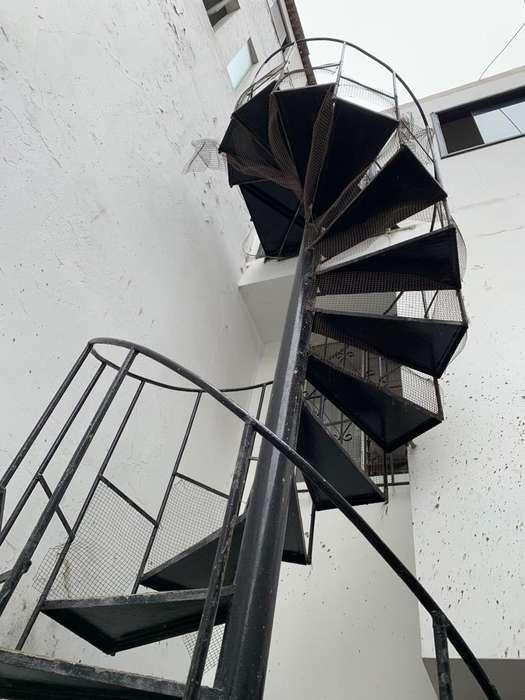 Remato Escalera de Caracol