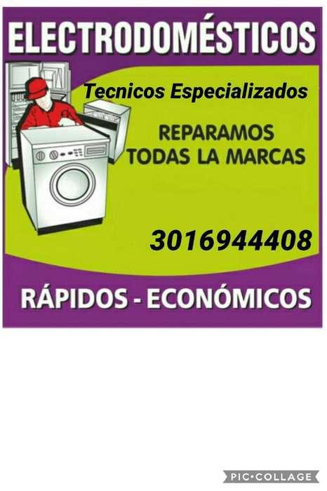 Tecnicos de Electrodomésticos