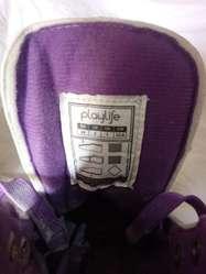 Vendo Patines Playlife N35
