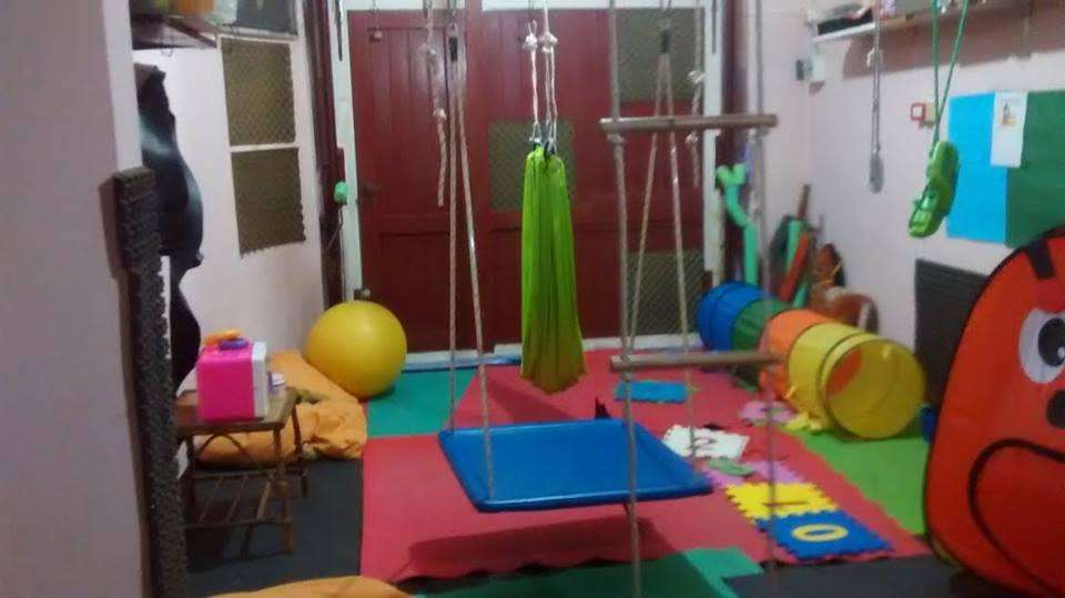 Equipo Sion capacidades diferentes, autismo Integracion sensorial etc