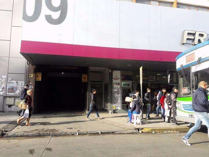 Cochera en venta en Quilmes Centro