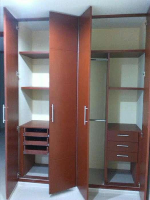 Fabricacion de Closet