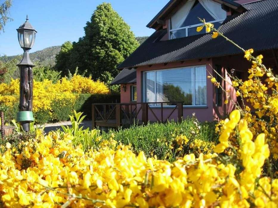 jc66 - Cabaña para 2 a 7 personas con cochera en San Carlos De Bariloche