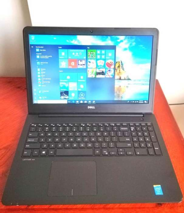 Laptop Dell Core I3, 500gb Disco,4gb Ram