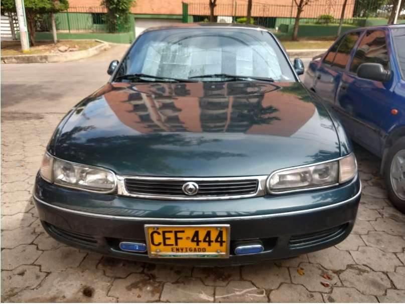 Mazda 626 1996 - 290129 km