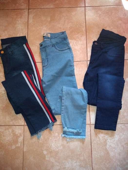 Jeans Talle 38 Liquido Nuevos