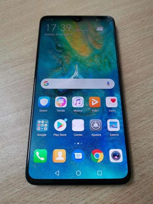 VENDO Huawei Mate 20 128GB LIBRE IMPECABLE