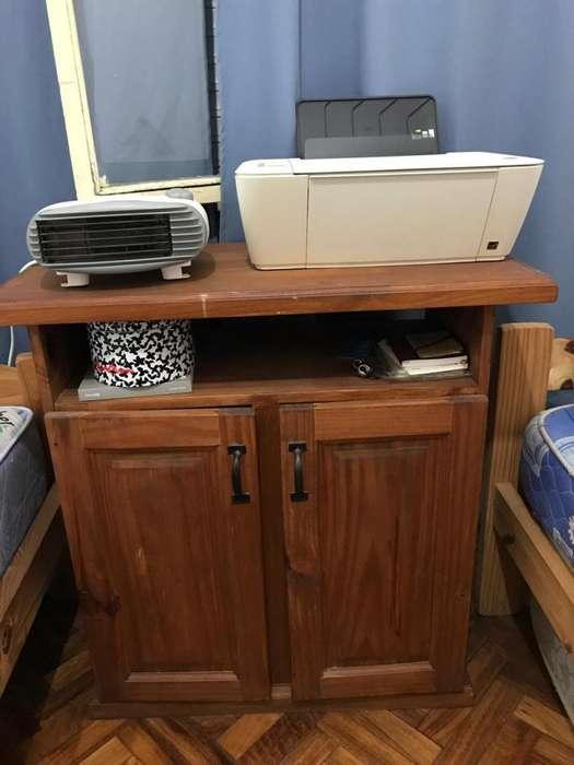 Mesa para televisor estanteria