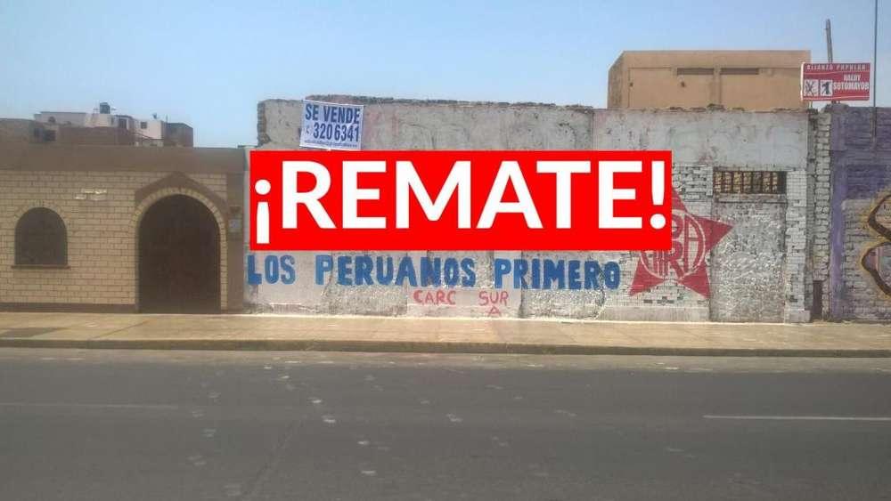 ¡Remate! Ahora 115,000 Hasta El 17.10.19 terreno en el Callao