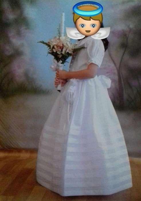 vestido primera comunio