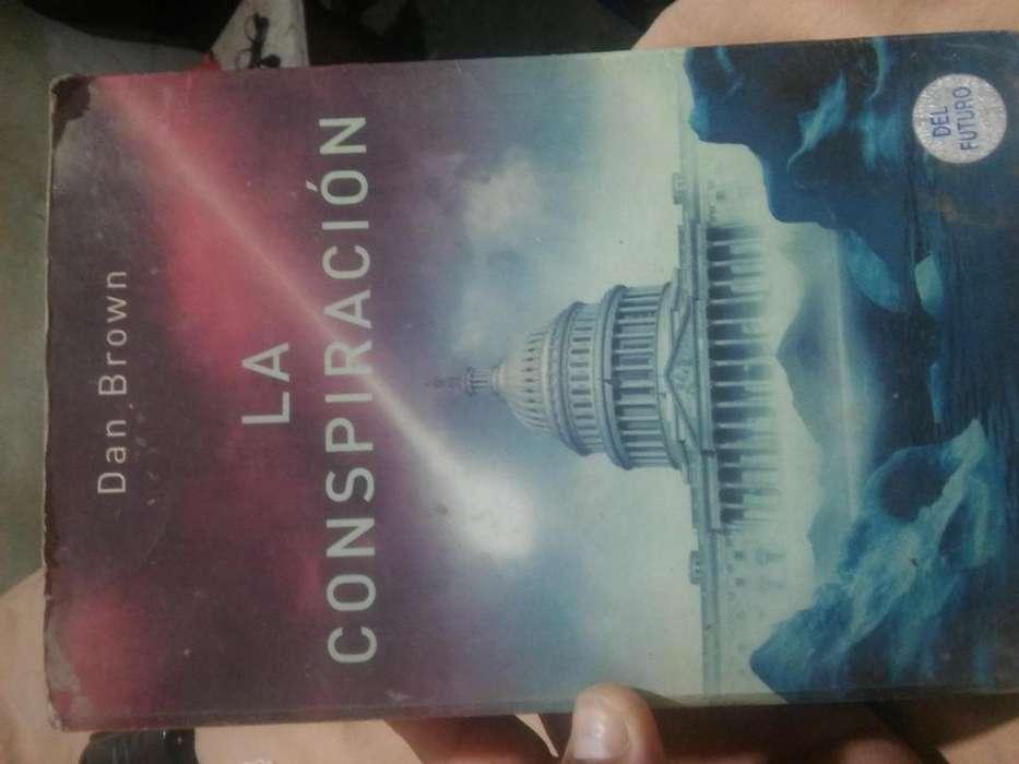 Libro La Conspiracion Dan Brown