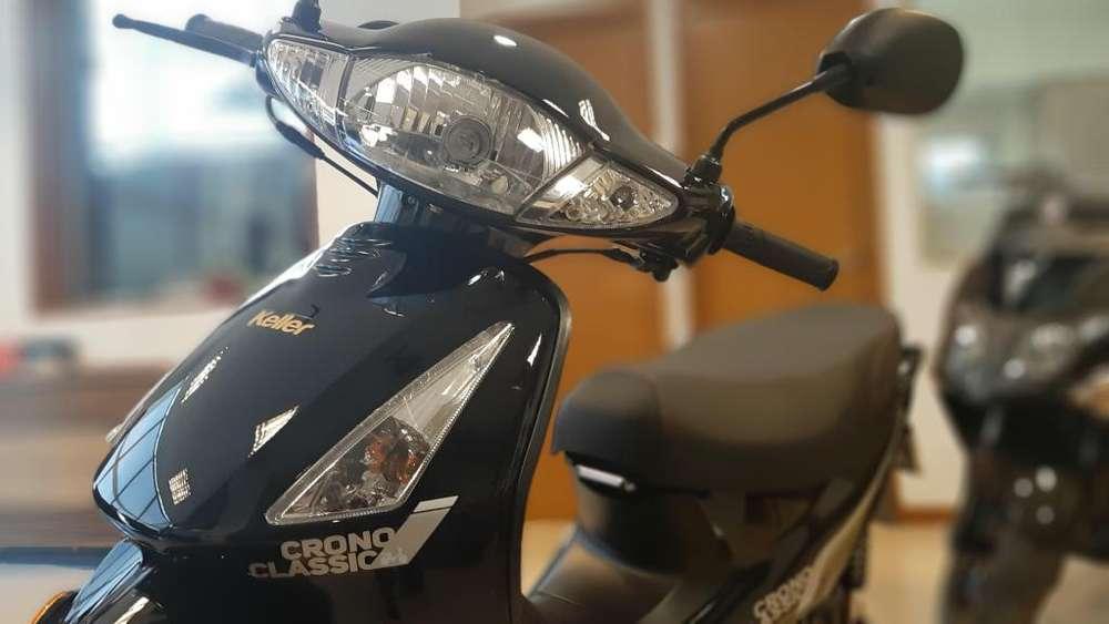 Keller Crono Classic llanta 110cc 0km Eco 0km