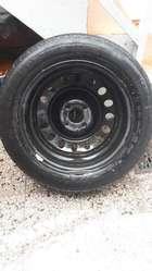 Neumático  con Llanta