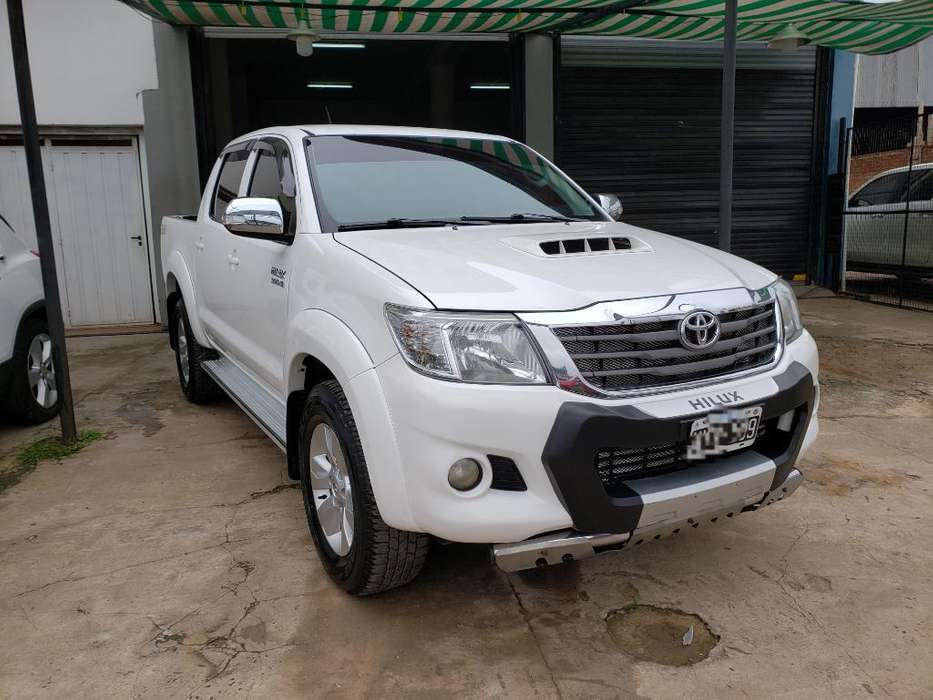 <strong>toyota</strong> Hilux 2014 - 117000 km