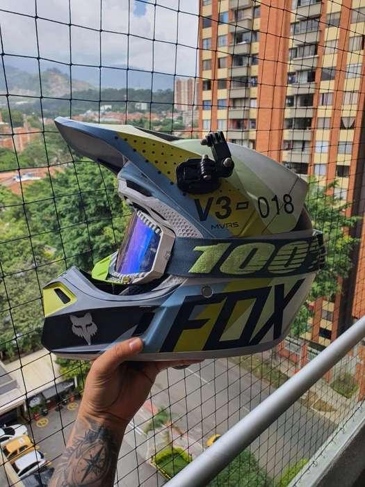Casco Fox V3