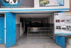Se vende Taller de Mecanica y Pintura Automotriz