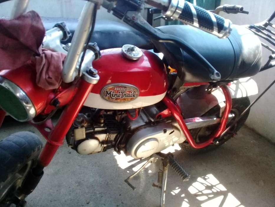 Moto <strong>honda</strong> de reliquia