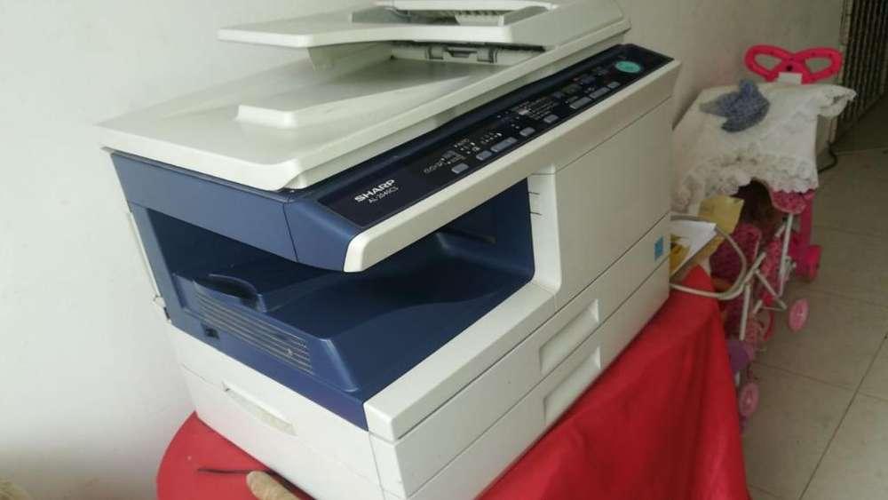 Fotocopiadora Scanner Sharp 2040