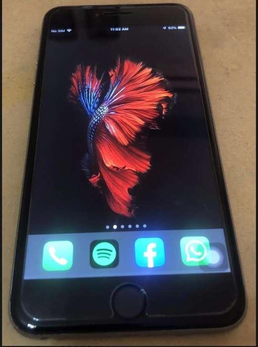 iPhone 6S Plus 32 Gbs Negro Liberado