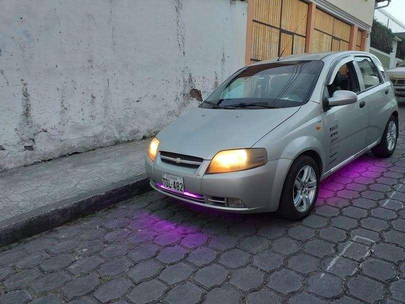 Chevrolet Aveo 2008 - 250000 km