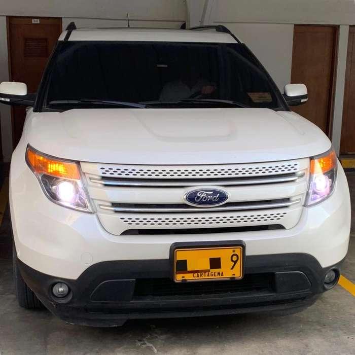 Ford Explorer 2014 - 45000 km