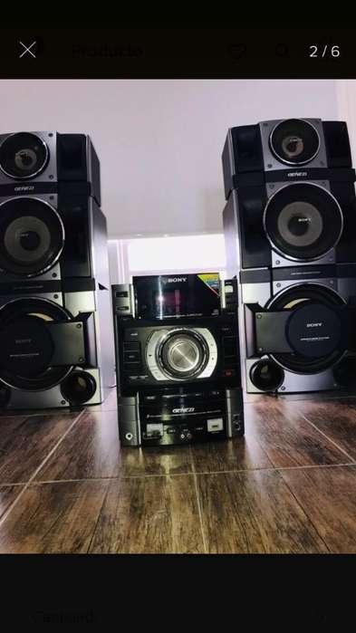 Equipo de Audio Sony Muy Buen Estado