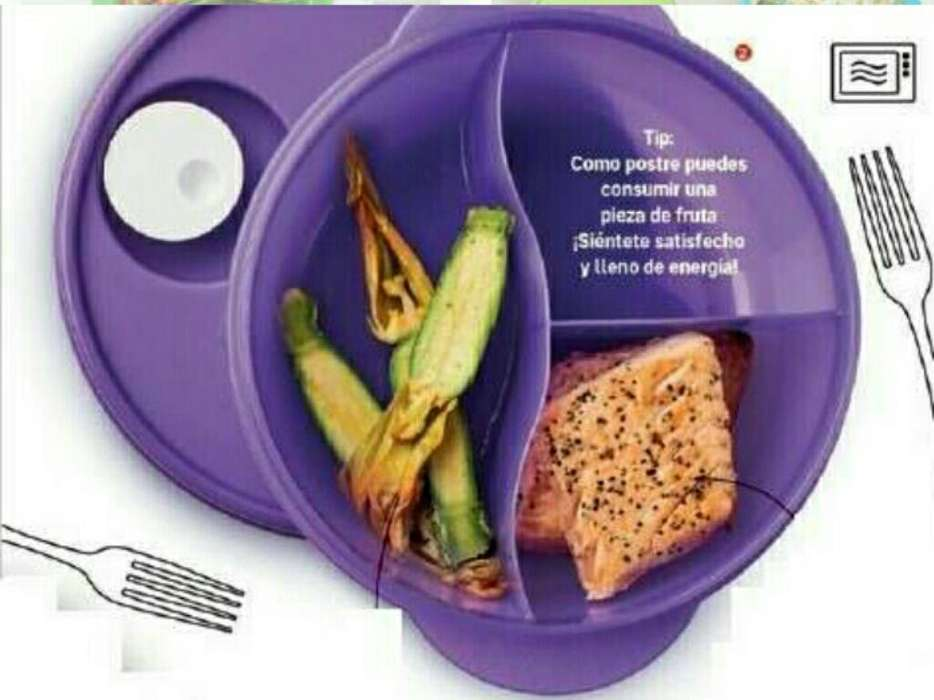 Recipiente Porta <strong>alimento</strong>s Tupperware