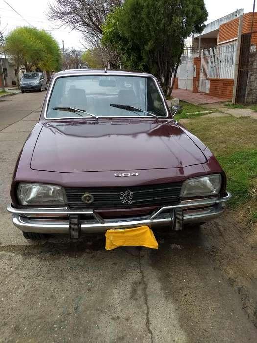 Peugeot 504 1977 - 68000 km