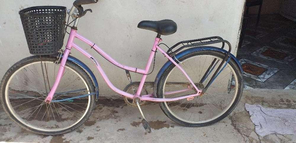 Vendo Bici de Dama