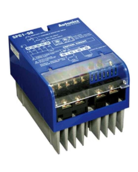 Controlador de potencia 50A, 220VAC