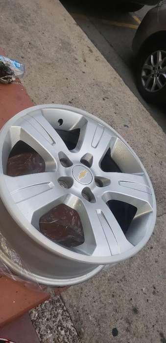 4 Rines Originales Chevrolet Captiva