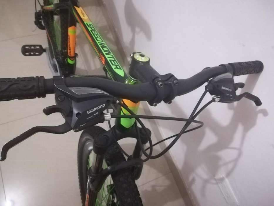 Bicicleta Speed Monter