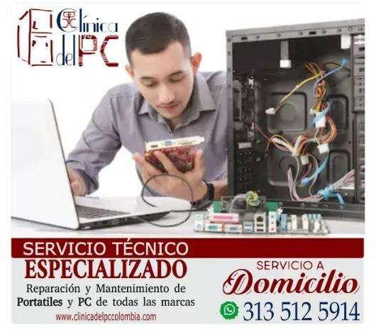 Servicio Técnico De Computadores Y Portátiles En Cali. LLama ya al 3156852745!!!