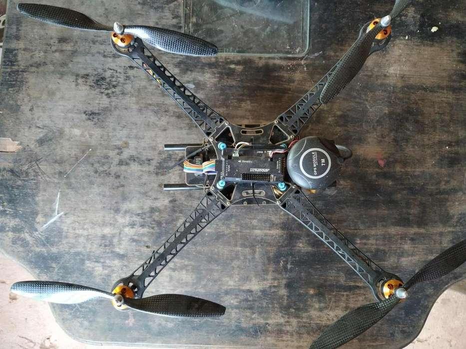 Kit drone S500 con apm 2.8 gps, control fsi6, sistema fpv