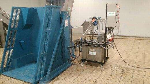 Sistema de destruccion de envases de tetra brik