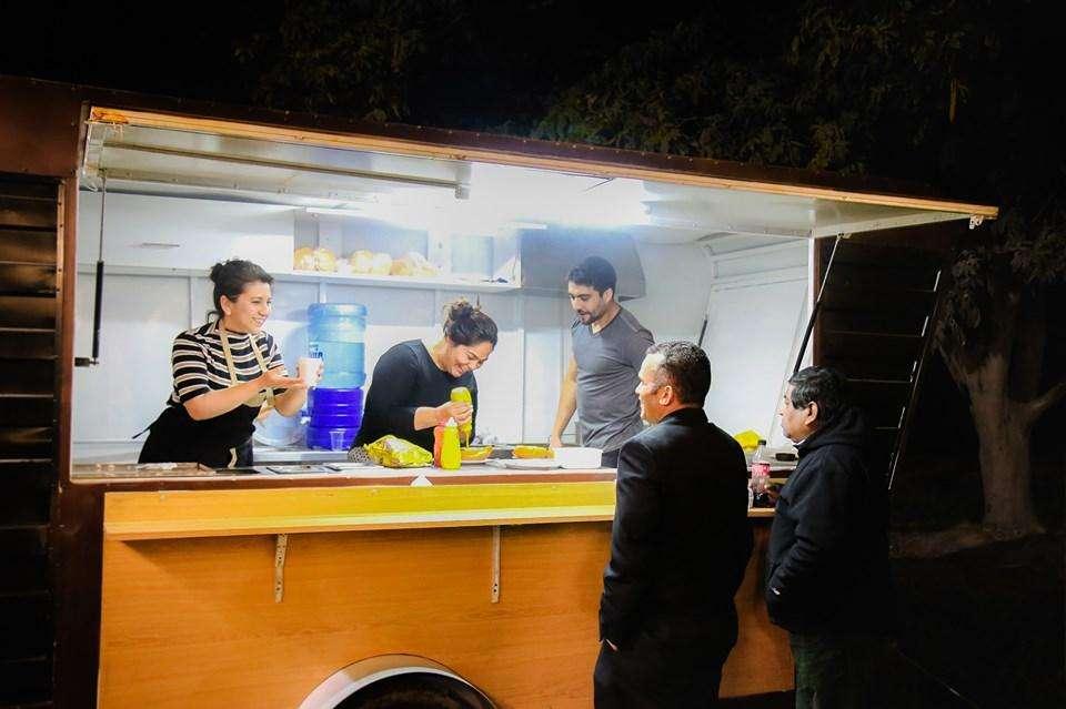 Venta de Food truck para Cafetería en Tacna.