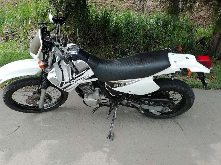 Vendo O Permuto Honda Xl200