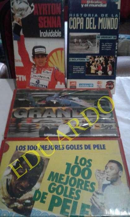 VENDO LOTE DE 37 VHS CON SUS CAJAS EN BUEN ESTADO TODO 1000