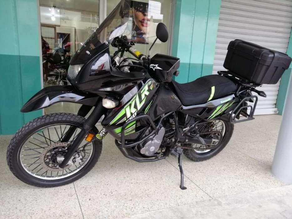Kawasaki Klr 650 Vendo O Cambio
