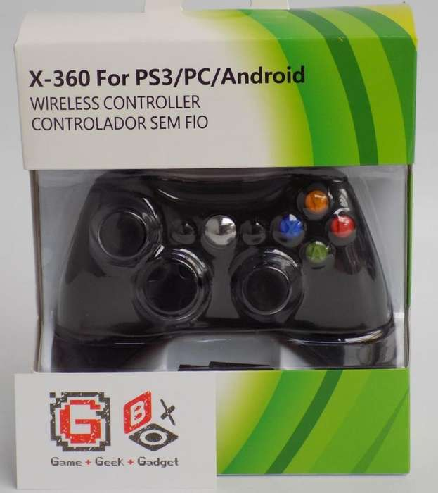 control xbox 360 ps3 pc android
