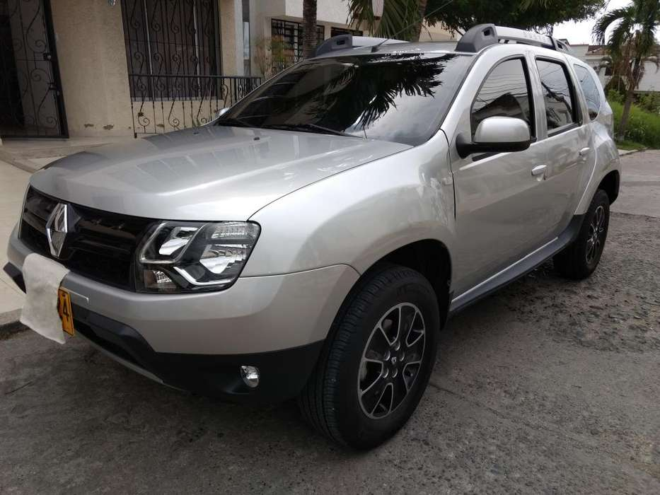Renault Duster 2017 - 25000 km