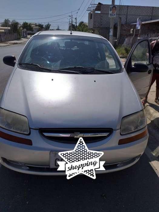 Chevrolet Aveo 2012 - 428756 km