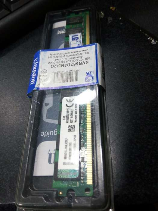 Ddr2 2 Gb Kingston