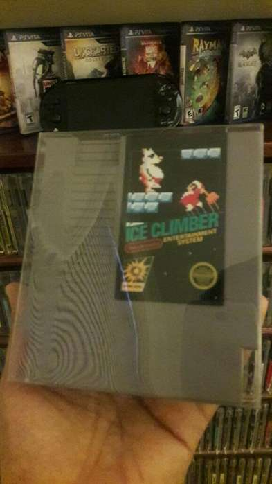 Ice Climber Nintendo <strong>nes</strong> S<strong>nes</strong> N64