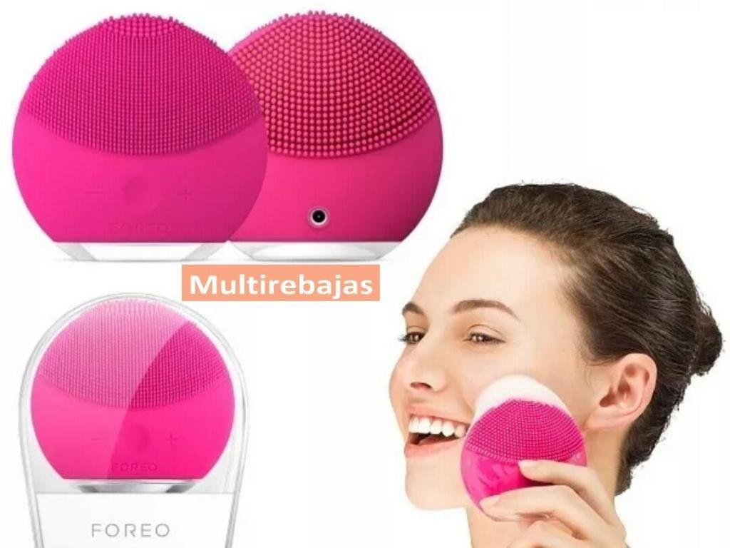Nuevo E Innovado Limpiador Facial Exfoliación Masajeador Foreo Ultrasonido